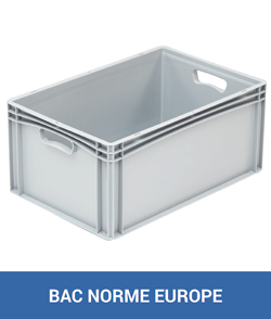 Bac norme europe